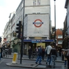 Leicester Square Tube Station