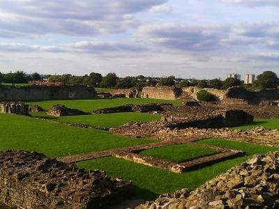 Lesnes Abbey