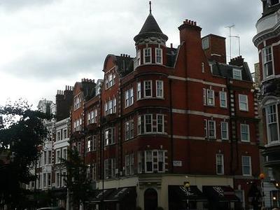 View Of Marylebone High Street
