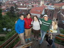 Brasov Free City Tour And Friend