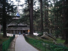 Mata Hadimba Temple Manali