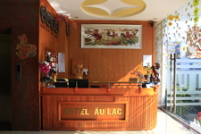 Hotel Reception - Au Lac Hotel