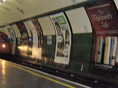 Northbound Platform View