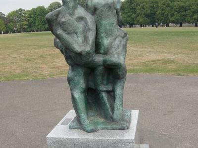 Nexus Sculpture