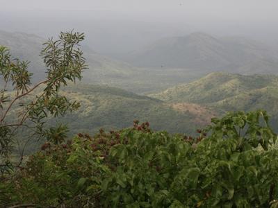 Omo  River Valley