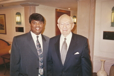 President Hinckley And Me