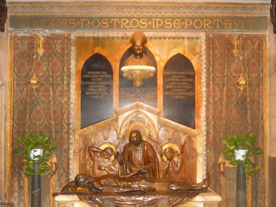 Funeral Monument Of Monsignor Pietro Benedetti