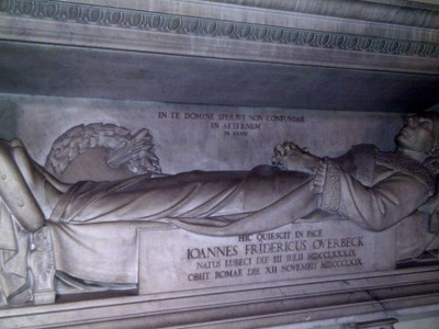 Tomb Of Friedrich Overbeck