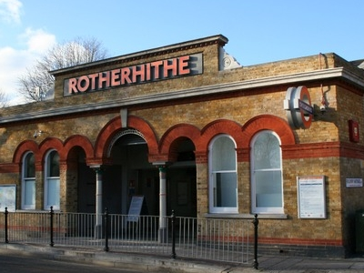 Rotherhithe Railway Station