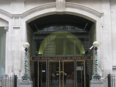 Royal Society Of Medicine, 1 Wimpole Street