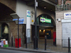 Shadwell DLR Station Southern Entrance