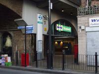 Shadwell DLR Station