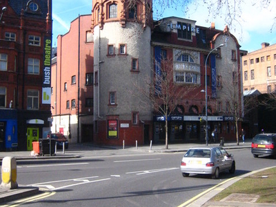 Another View Of Shepherd's Bush Empire