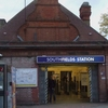 Southfields Tube Station Building