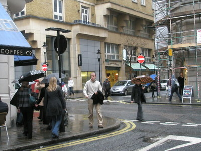Tavistock Street And Maiden Lane