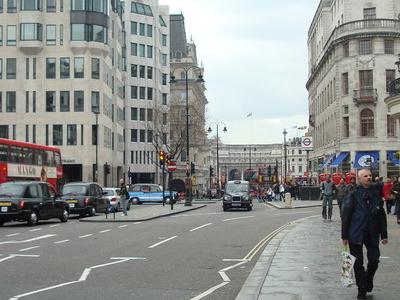 Strand At Charing Cross