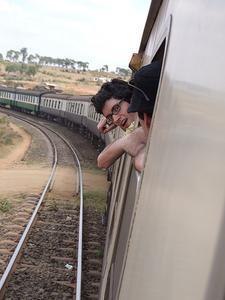 Train Travel Kenya