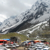 Thajiwas Glacier Parking
