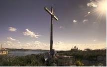 The  Cross On  Borg In   Nadur
