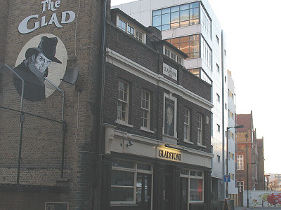 Lant Street And The Gladstone Arms
