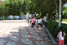 Tiled Activity Park The Park