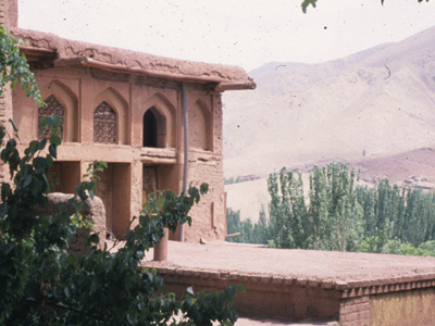 Traditional Architecture Of The Village
