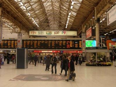 The Brighton Side Concourse