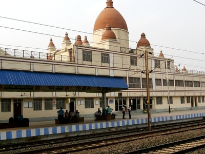 The Joychandipahar Railways Station