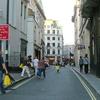 The Start Of Vigo Street