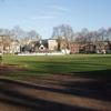View Towards The Pavilion Of Vincent Square