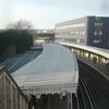 Platforms From Footbridge