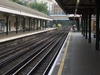 West Kensington Tube Station Platforms