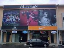 AL-ikhsaN Store At Kulim