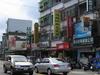 A Street In Jinshan