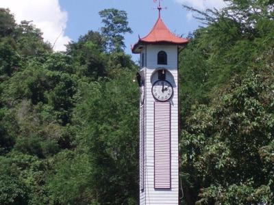 Atkinson Clock Tower   Kota Kinabalu