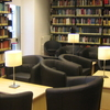 Evans Hall Library Study Room
