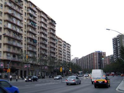 Avinguda Meridiana