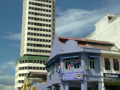 Bangunan  Tertinggi  Segamat