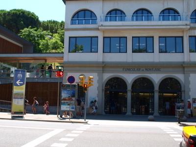 Parc De Montjuïc Station