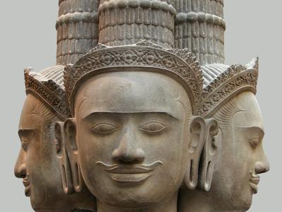 Brahma  Mus  C 3  A 9e  Guimet