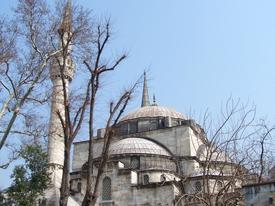 Mihrimah Sultan Mosque