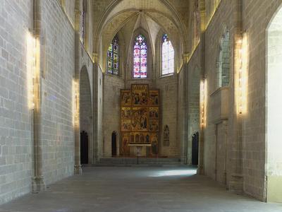 Saint Agatha Chapel, MUHBA Plaça Del Rei