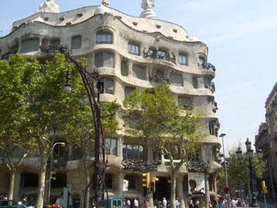 The Casa Milà