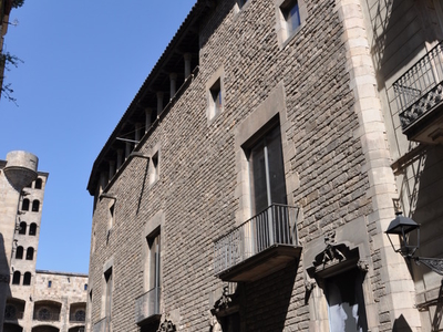 Headquarters Of The Barcelona City History Museum