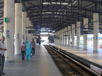 Chan Sow Lin Station