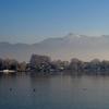 Chiemsee Fraueninsel In Winter