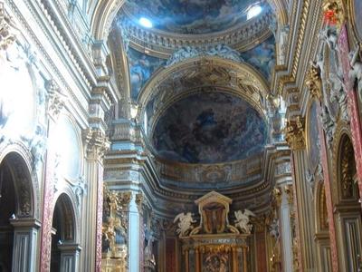 Santa Maria In Vallicella Nave