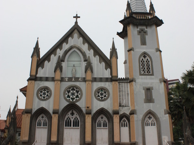 Church Of The Visitation Seremban