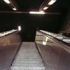 Cornelia Station Internal Escalator