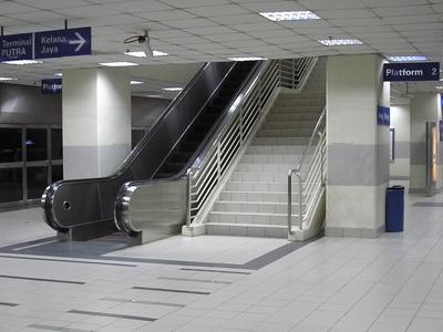 Dang Wangi Station - Platform View